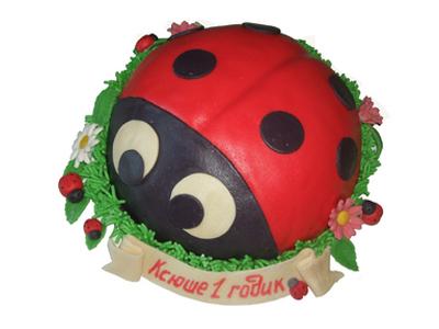 Тортик «Летний привет»