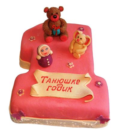 Тортик «Детские игрушки»