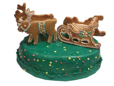Тортик «Новогодняя услада»
