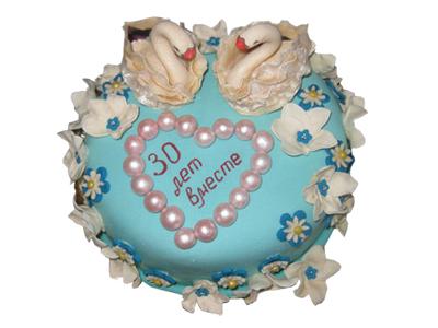Тортик «Свадебный»