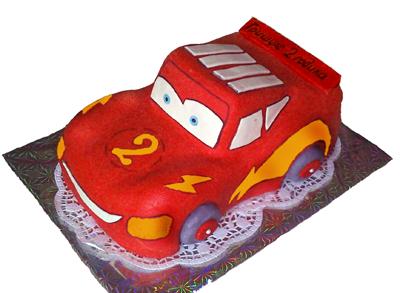 Тортик «Тачка»