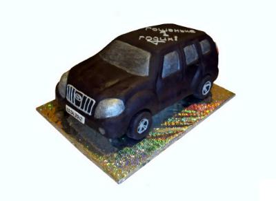 Тортик «Автомобиль»