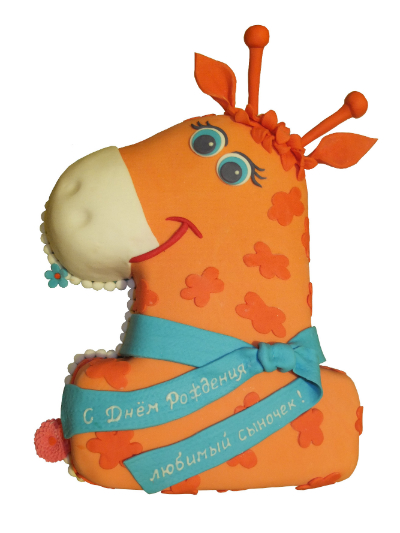 Тортик «Жираф»