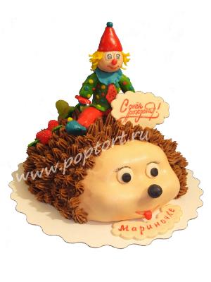 Тортик «Ёжик»
