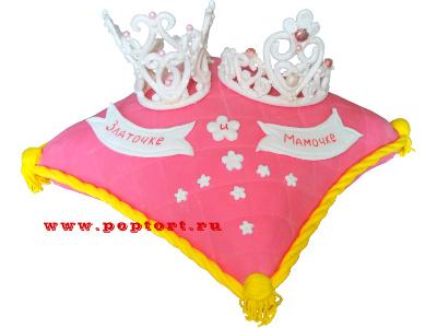 Тортик «Для принцесс»