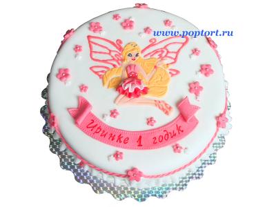 Тортик «Фея»