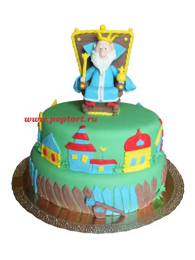 Тортик «Царь»