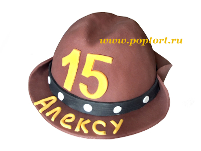Тортик «Шляпа»